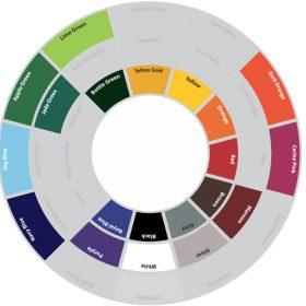 NuOla Ice Hockey colour wheel